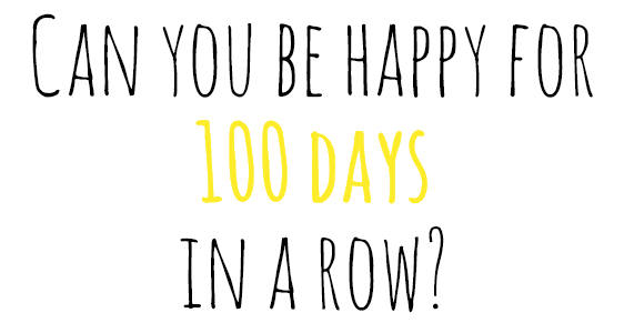 100 Days Happy